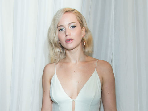 Gender pay gap and inequality - reversal in the fashion and modelling world with women the highest earners Jennifer Lawrence