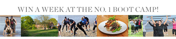 Win a week at the No.1 Boot Camp