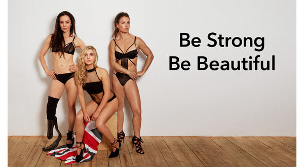 Be Strong Be Beautiful