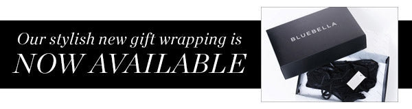 Gift wrap now available