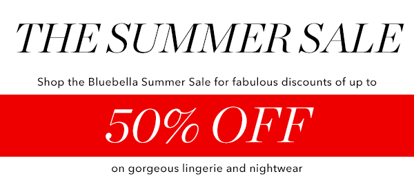 The Summer Sale - up to 50% off
