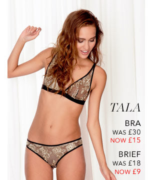 Tala Bra and Brief - 50% off