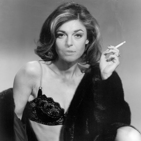 "Anne Bancroft in ""The Graduate"""
