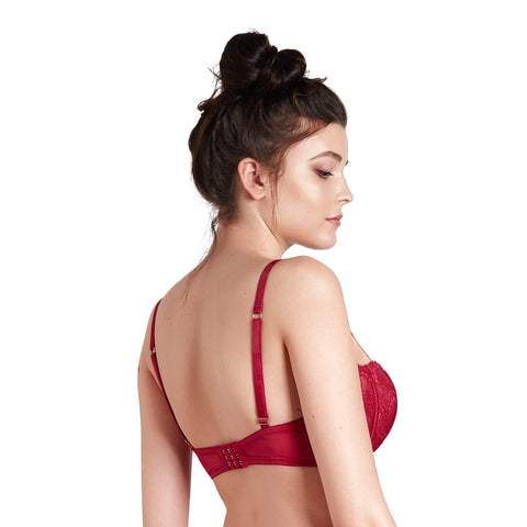 MORE Lucia Bra Raspberry