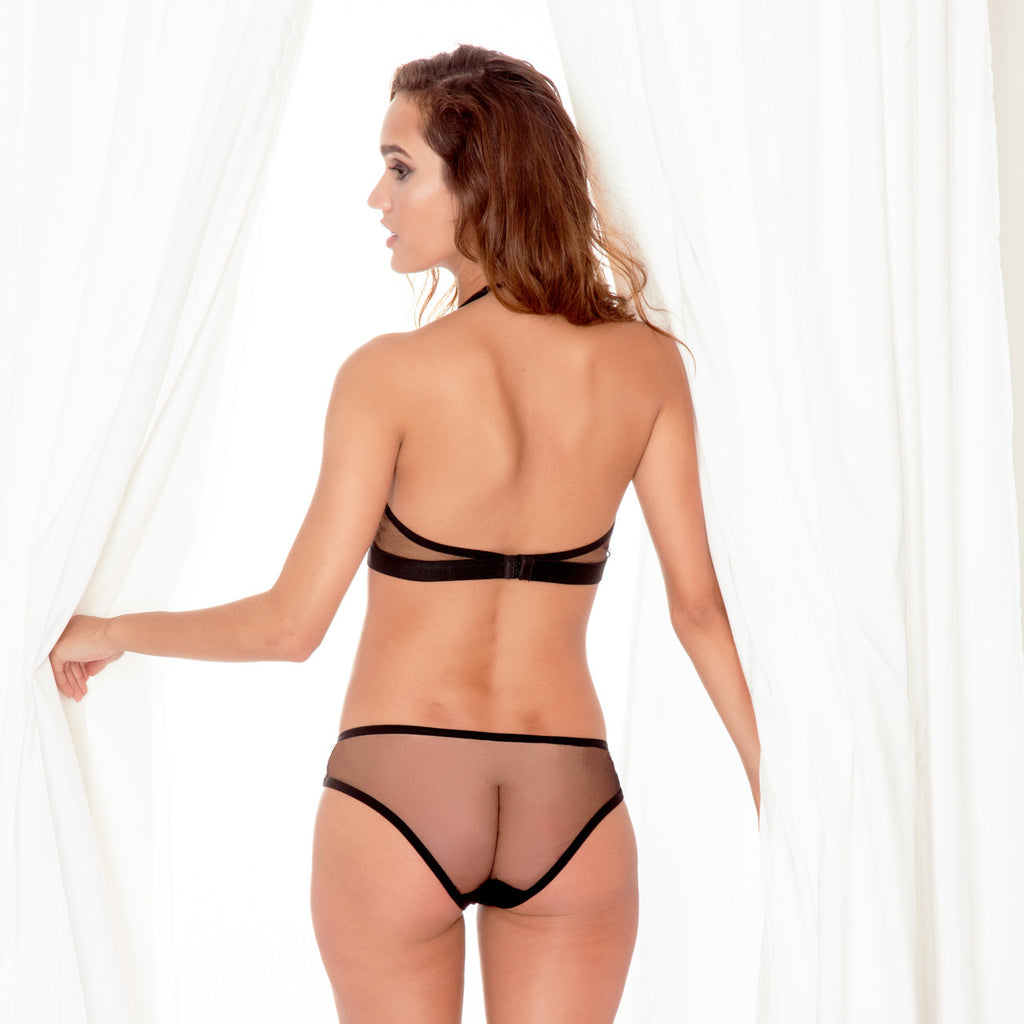 Gia Brief Black