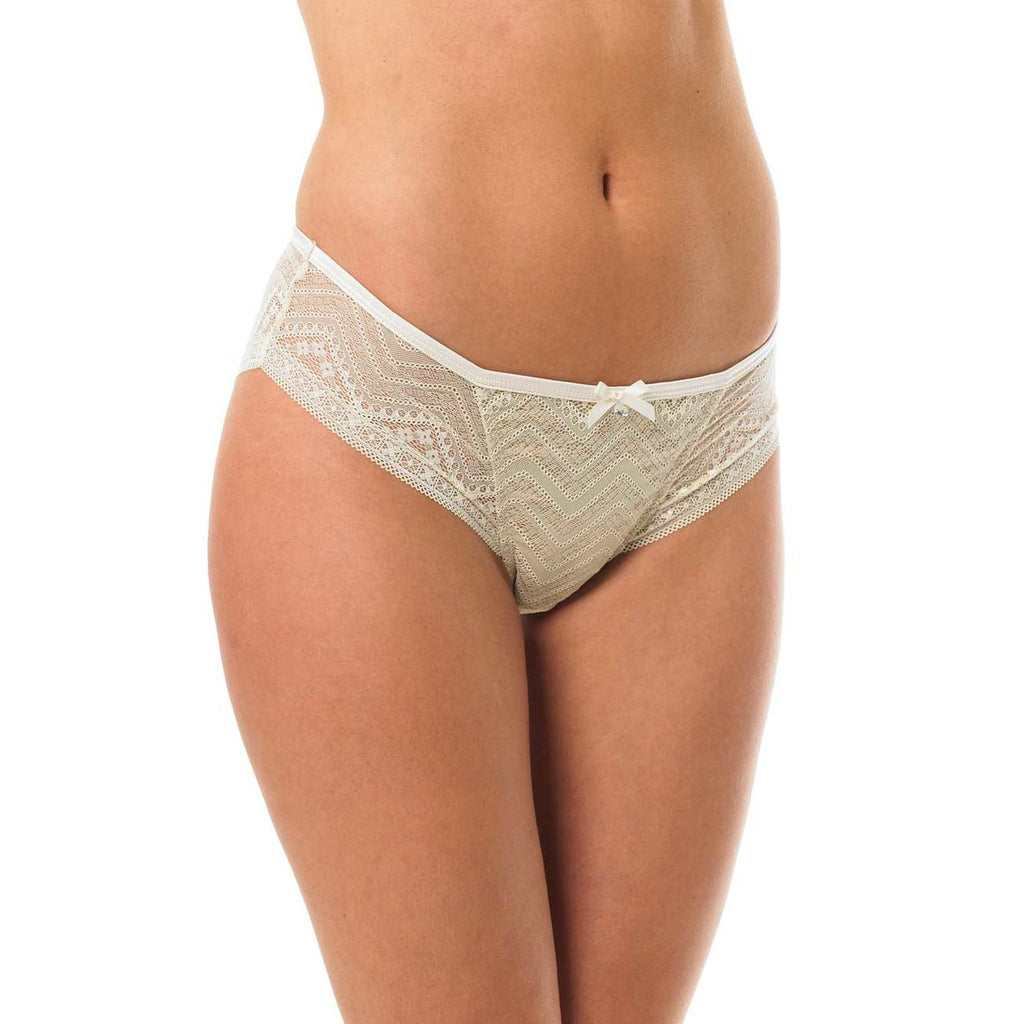 Cordelia Brief Ivory