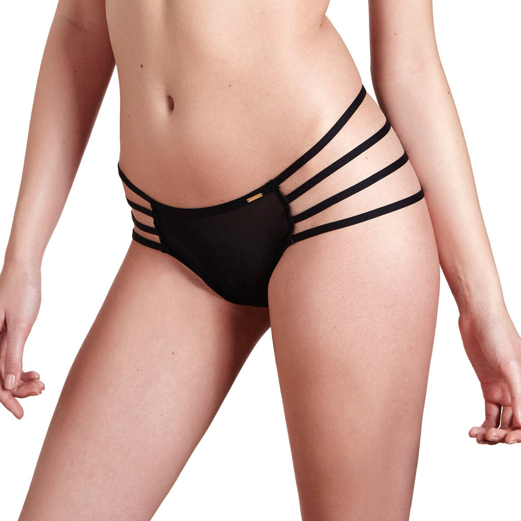 MORE Asteria Strappy Brief