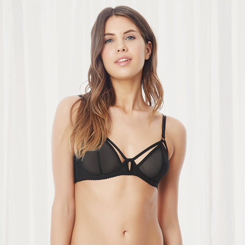 Caterina Bra Black