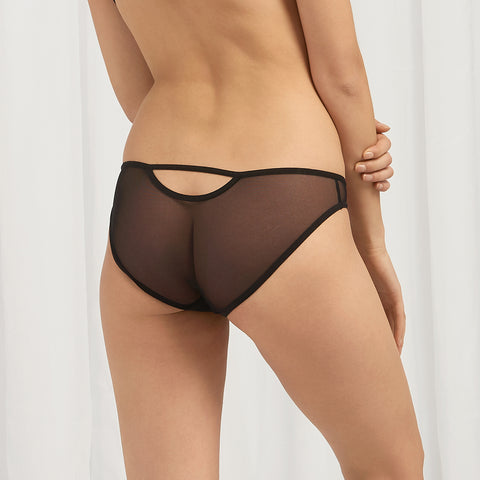 Nova Closed Brief Black