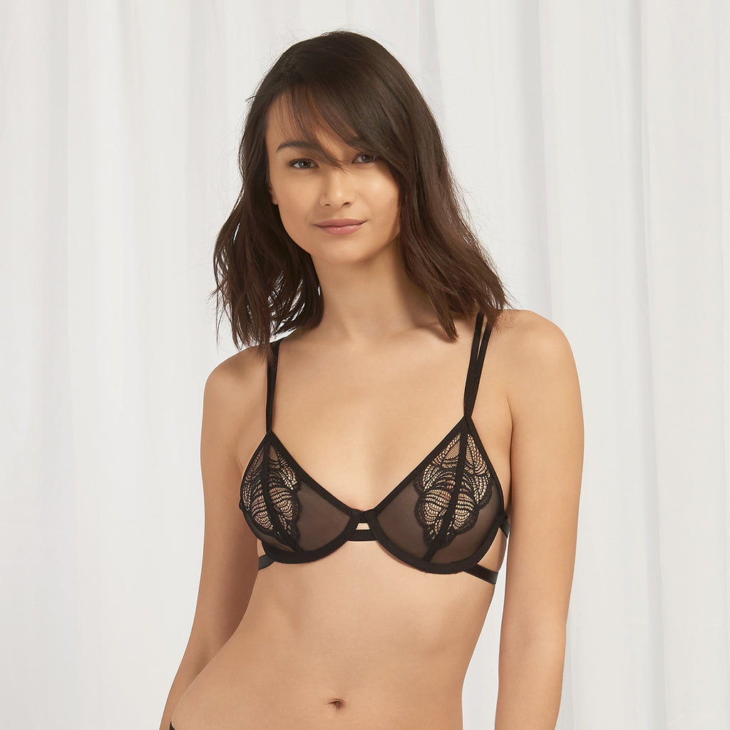 Emerson Closed Bra