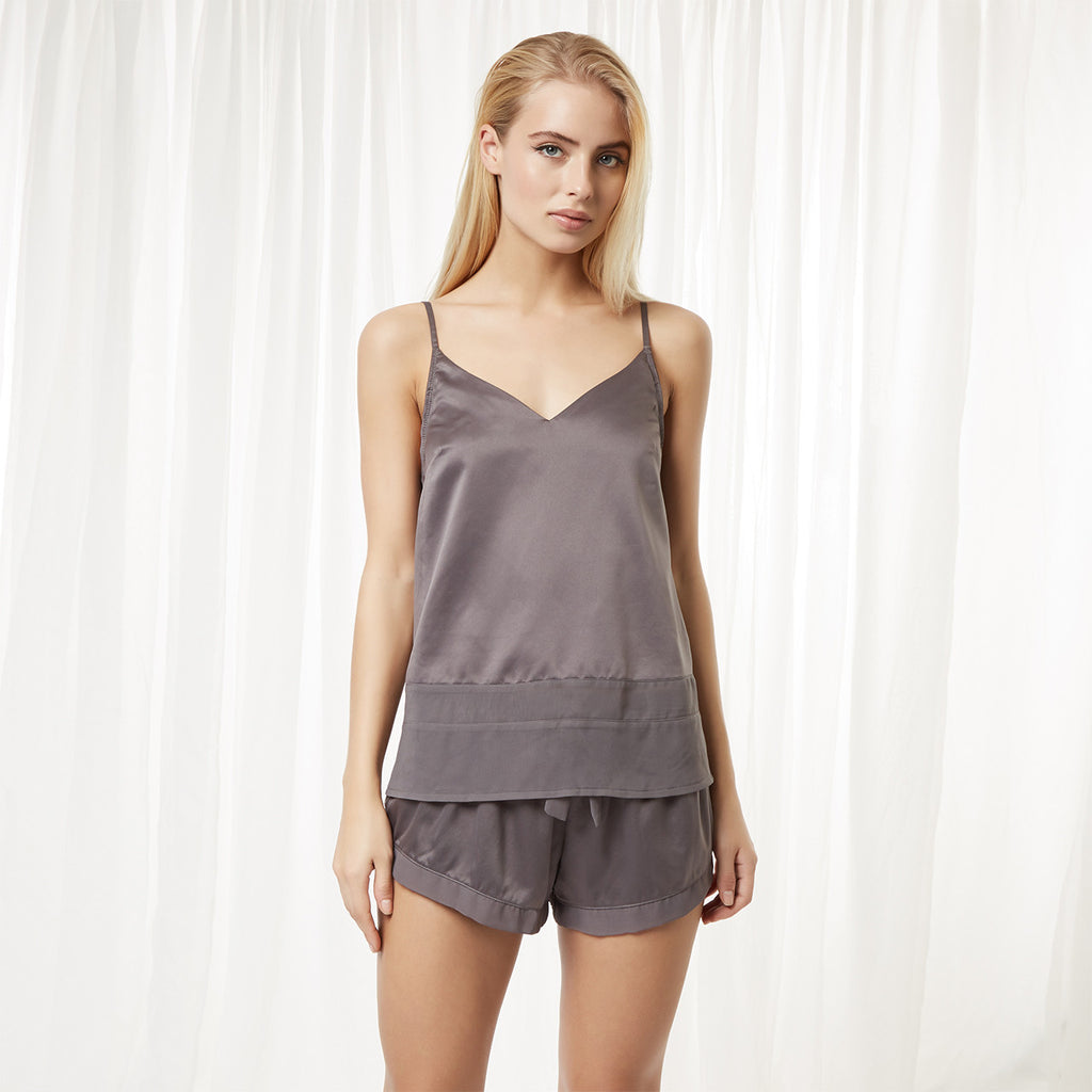 Sophie Cami and Short Grey