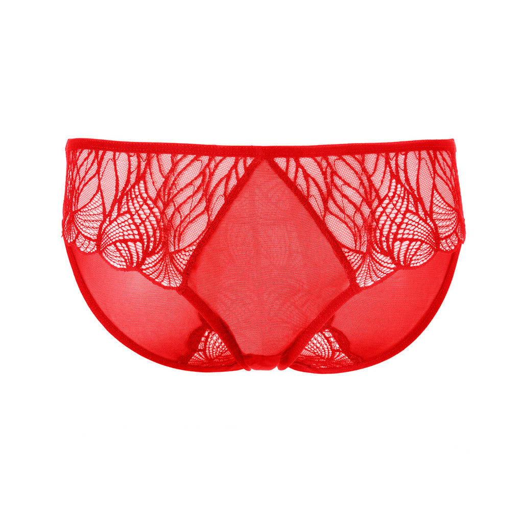 Emerson Brief Red