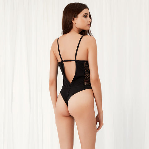 Solitaire Body Black