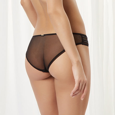 Laura Brief Black