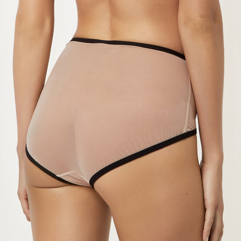 Fern High-waist Brief