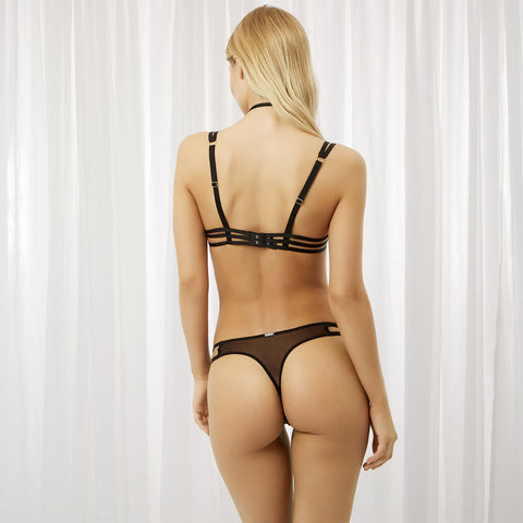 Julienne Harness Thong