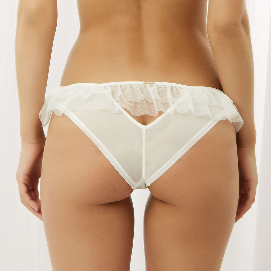 Valeria Brief Ivory