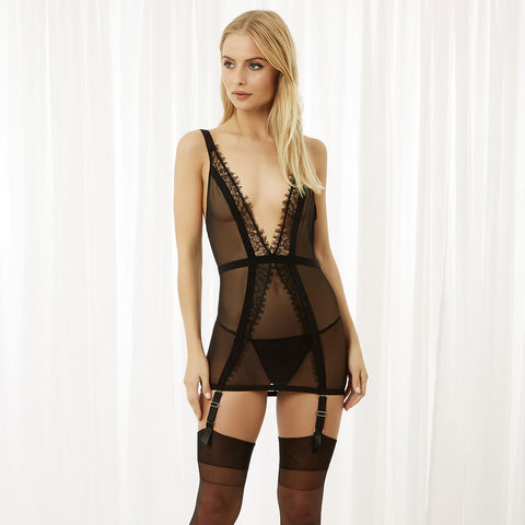 Hayden Soft Basque Black