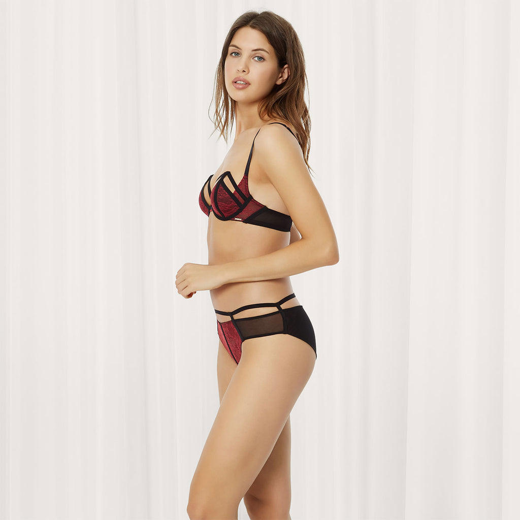Luisa Brief Cordovan