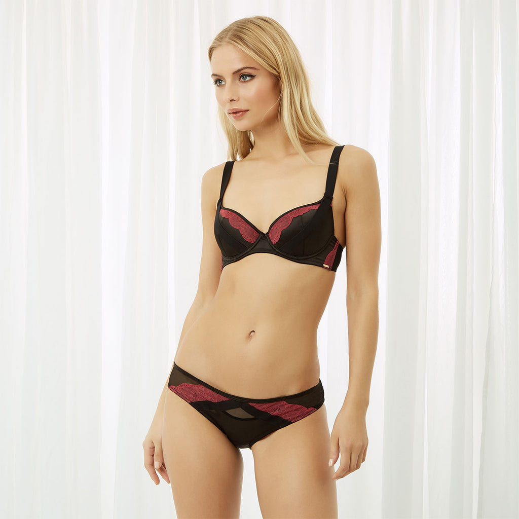 Saffy Brief Cordovan