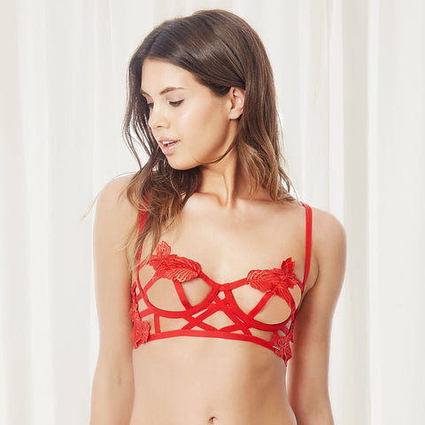 Nikita Bra Red