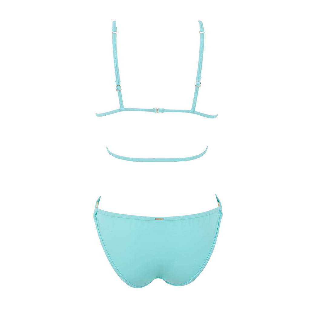 Calvia Swimsuit Aqua