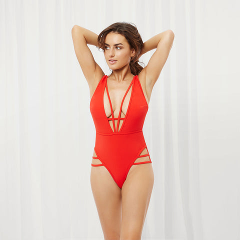 Sargasso Swimsuit Coral