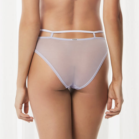 Priscilla Brief Lilac