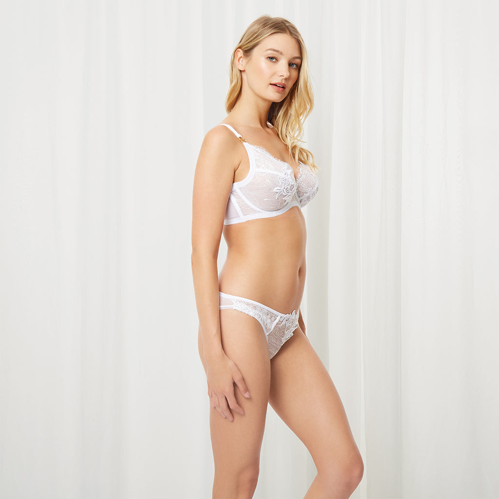 MORE Aviana Bra White