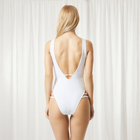 Sargasso Swimsuit White