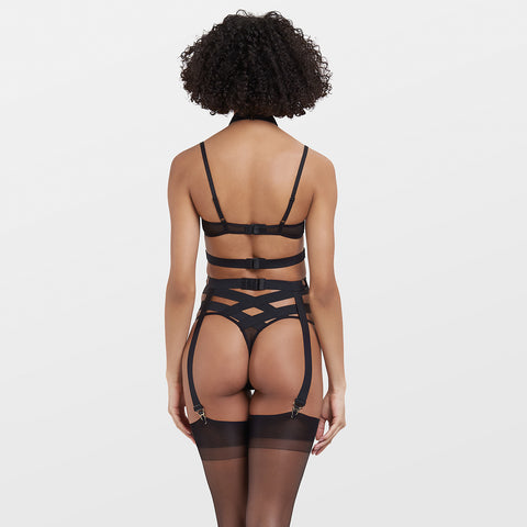 Emilia Harness Black