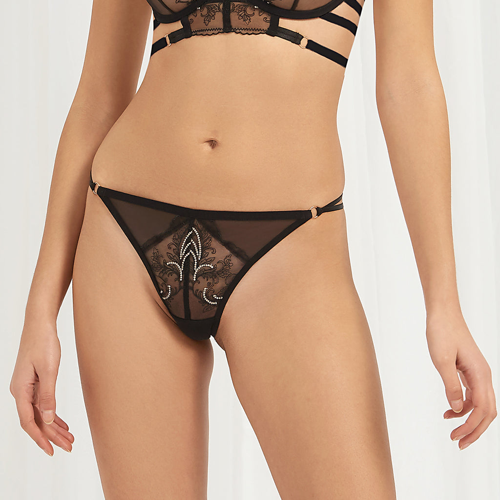 Mariana Thong Black