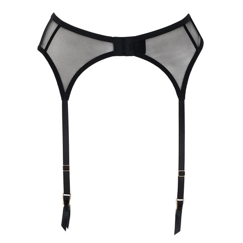 Marseille Suspender Black