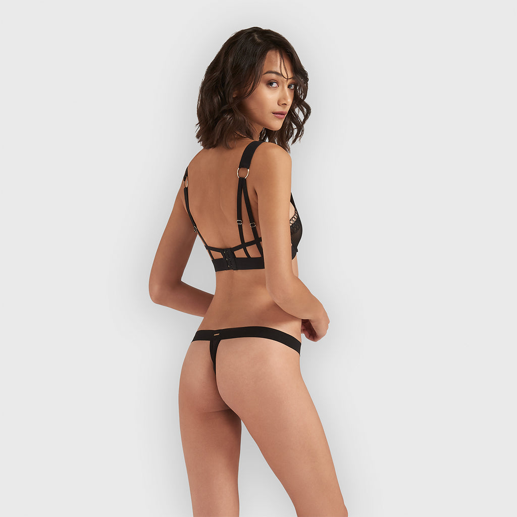 Mia Thong Black