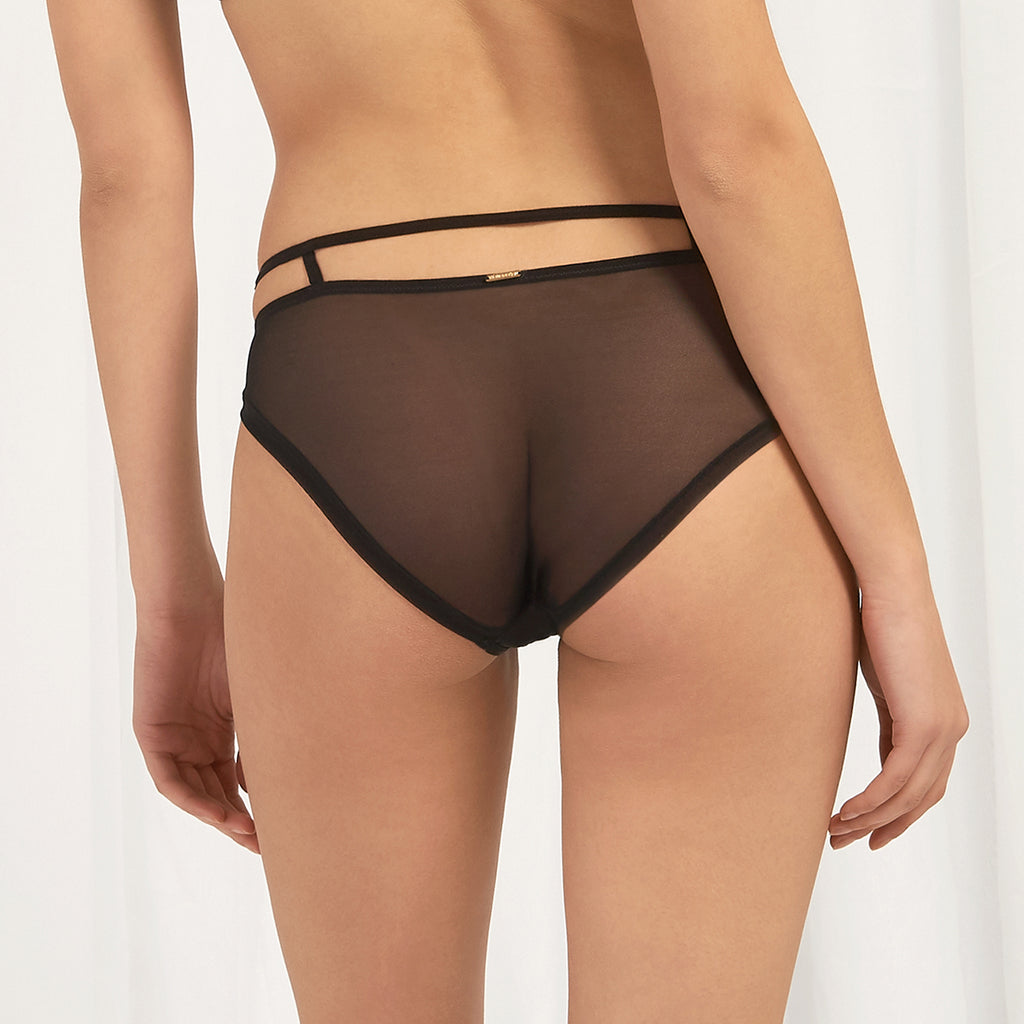 Priscilla Brief Black