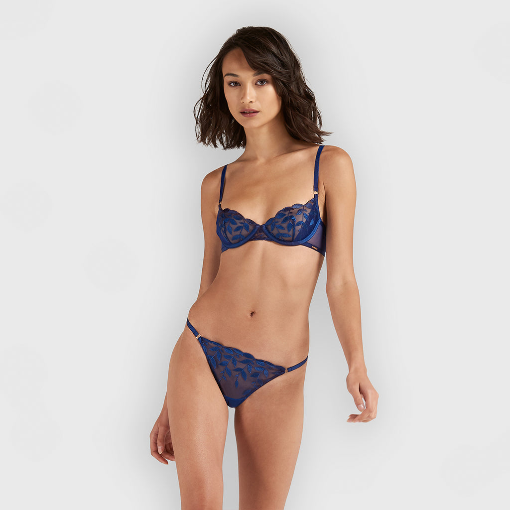 Adelita Brief Blue