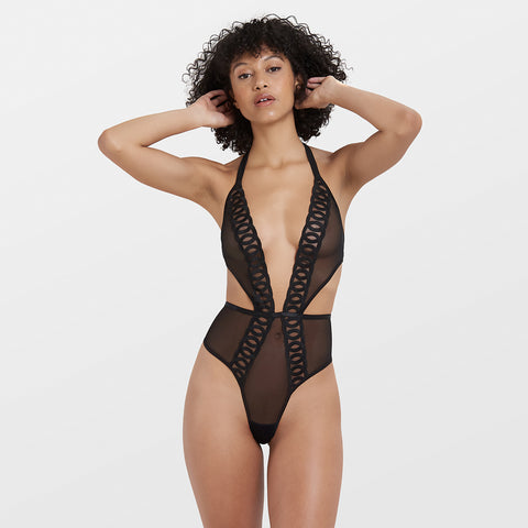 Juliette Soft Body Black