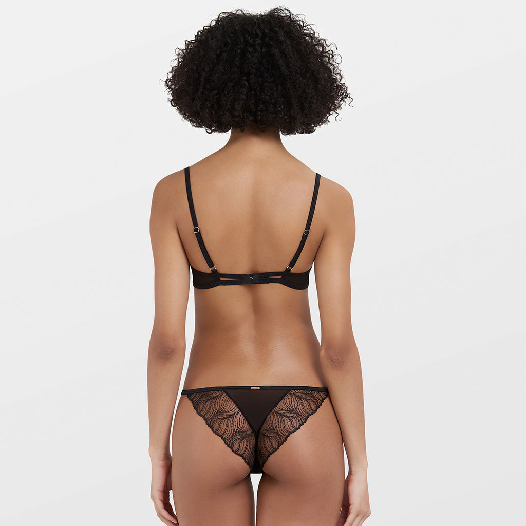 Irena Brief Black