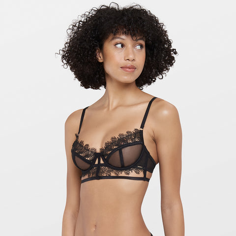 Ellis Bra Black