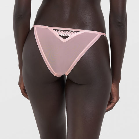 Lennon Brief Pale Pink