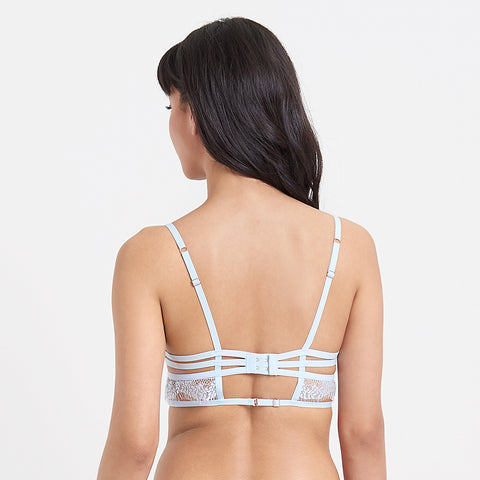 Alexandra Bra Powder Blue