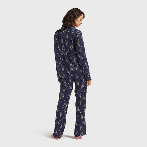 Feria Shirt and Trouser Set Blue