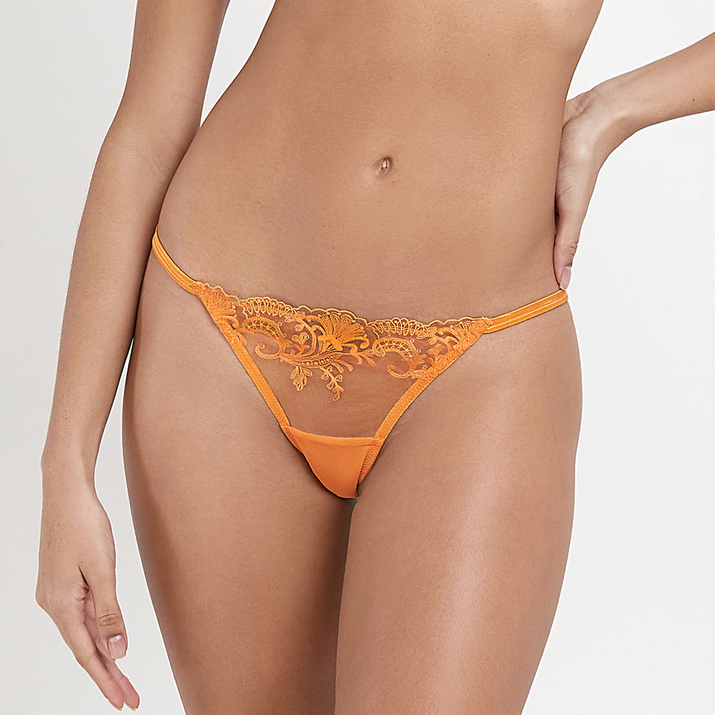 Marseille Brief Orange