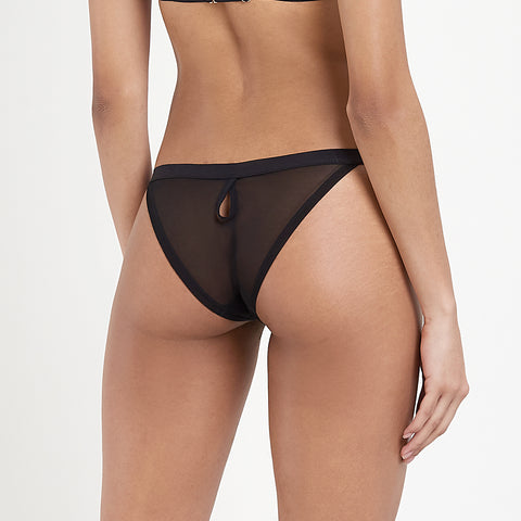 Lilia Brief Black