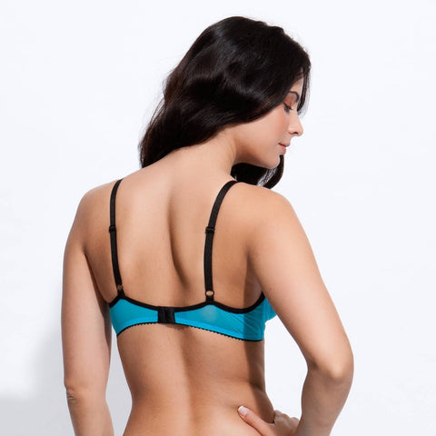 Caterina Bra Blue