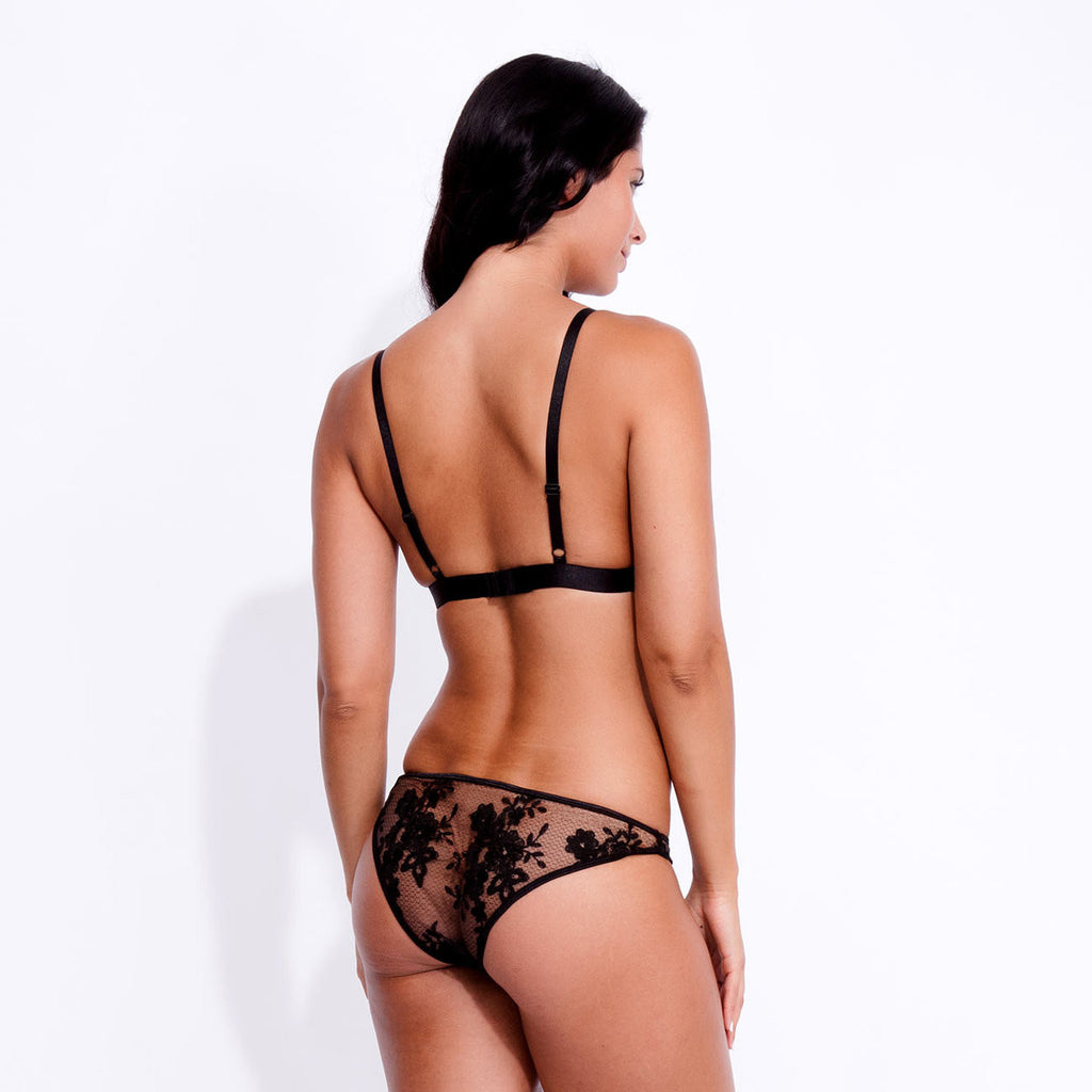 Julianna Brief Black