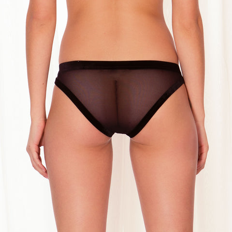 Ines Brief Black