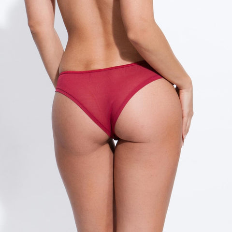 Christabel Brief Red