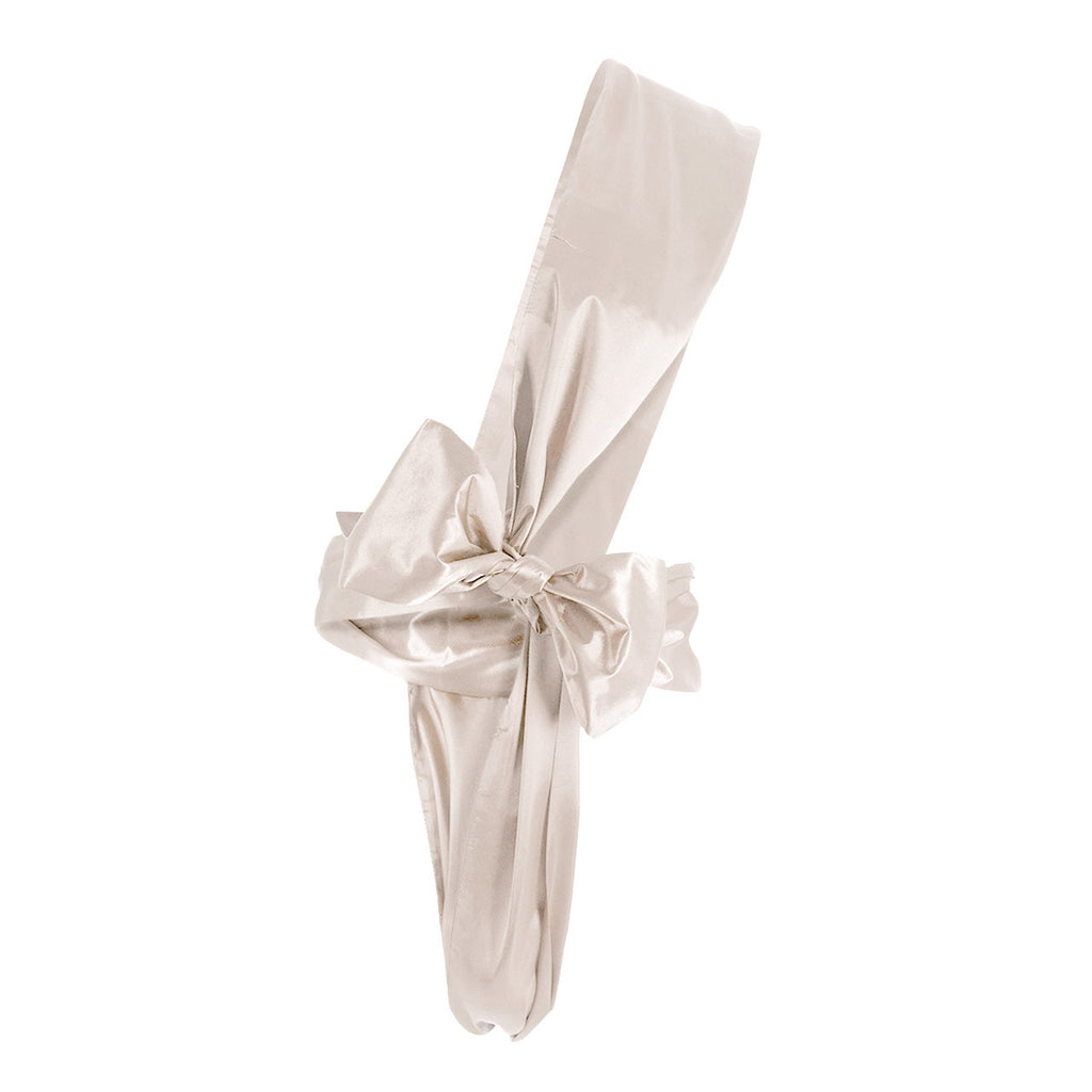 All Wrapped Up Body Bow Ivory