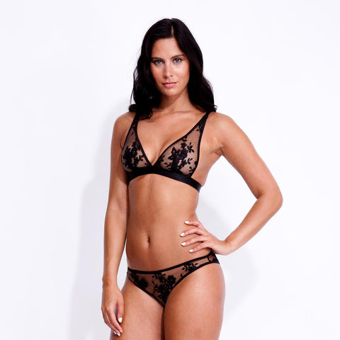 Julianna Bra Black